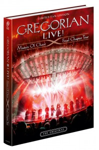 Gregorian - Live! Masters of Chant - Final Chapter Tour - CD, DVD & Blu Ray