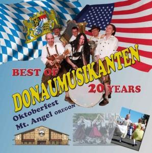 Donaumusikanten - Best of... 20 Years