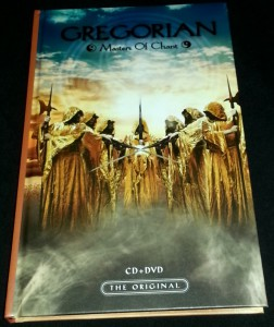 GREGORIAN - Master of Chant 9 + DVD Epic Chants Live 2013