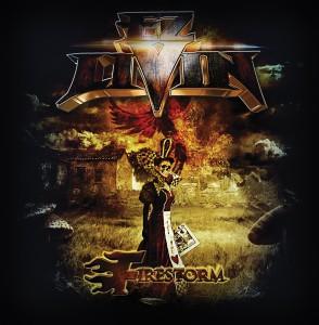 EZ LIVIN - FIRESTORM