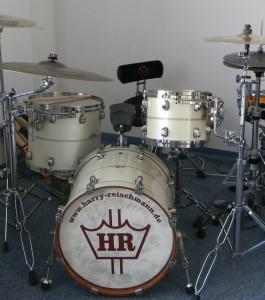 Tama Starclassic Bubinga Elite - Jazz Drumset Harry Reischmann
