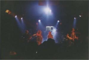 METROPOLIS 2000 - 2002