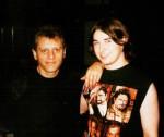 1998 Dave Weckl und Harry Reischmann