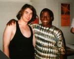 1998 Harry Reischmann und Famoudou Konate