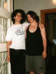 1998 Jojo Mayer und Harry Reischmann