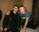 1999 Harry Reischmann und Gregg Bissonette