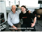 2004 Jim Chapin und Harry Reischmann