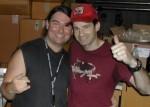 2006 Harry Reischmann und Johnny Rabb