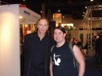 2007 Billy Sheehan (Mr. Big) und Harry Reischmann