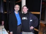 2008 Dave Samuels und Harry Reischmann