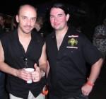 2008 Harry Reischmann und Scott Rockenfield (Queensryche )