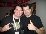 2009 Harry Reischmann und Johnny Rabb