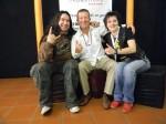 2010 Harry Reischmann, Paul Agner und beatrix van de bovenkamp