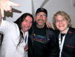 2011 Harry Reischmann, Luis Conte and Christian Benning
