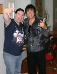 2011 Harry Reischmann and Walfredo Reyes jr. (Santana)