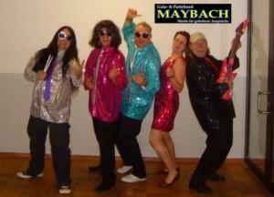 Die Maybacher 2008 bis heute