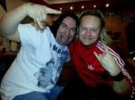 2013 Harry Reischmann und Dirk Brand (Axxis)