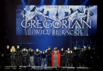 GREGORIAN - Masters of Epic Chant Tour 2014 with Drummer Harry Reischmann