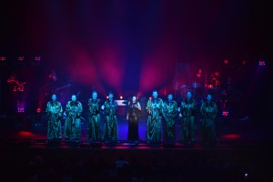 GREGORIAN - Masters of Epic Chant Tour 2014 with Harry Reischmann on Drums