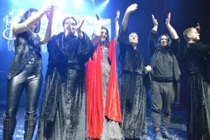 GREGORIAN - Masters of Epic Chant Tour 2014 with Drummer Harry Reischmann
