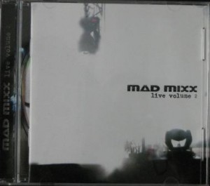 Mad Mixx Live - CD - Volume 2