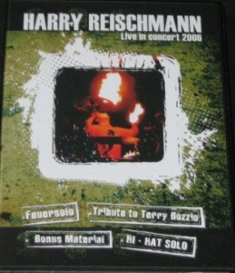 DVD Harry Reischmann Live in Concert 2006