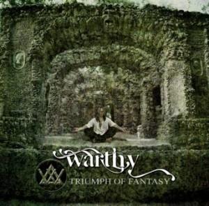 """Warthy """"Triumph of Fantasy"""" CD"""