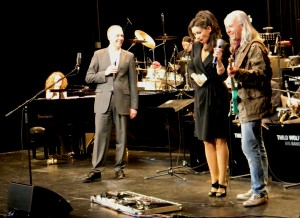 SKIBBE mit der Thilo Wolf Big Band 2012 im Stadttheater Fürth