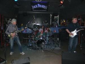 Skibbe live - 2011 im Rocks