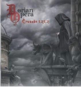 CD Cover von Dorian Opera - crusade1212