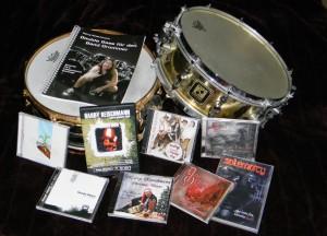 Sommerschlussverkauf 2011 - CDs, DVDs, Bücher, Play Along und Drums