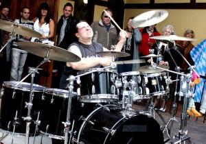 2011 - harry reischmann - drumshow in canby