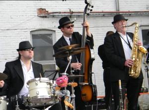 City Swingtett 22.05.2011 in Neu Ulm