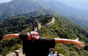 Harry Reischmann in China 2011
