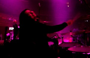 Harry Reischmann with gregorian in China - 2011 the dark side of the chant tour