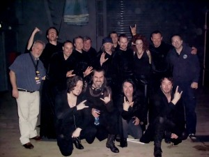 Gregorian 2011 in Moscow in the Kremlin Palace