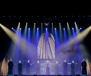 Gregorian - the dark side of the chant tour 2011