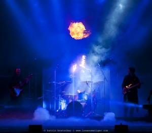Gregorian with the Fire Drumshow from Harry Reischmann