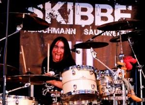 Skibbe 2011 in Ulm (Ulmer Zelt Festival)
