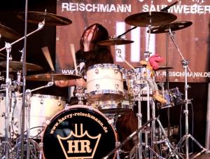 Harrry Reischmann live mit Skibbe 2011