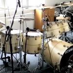 Studio Drums von Harry Reischmann - Tama Starclassic Bubinga Elite