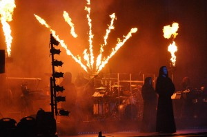 Gregorian - the dark side side of the chant tour 2011 in Frankfurt