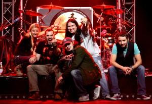 Gregorian Band Herbst 2011