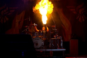 Harry Reischmann mit BONFIRE 2012 in Poltava