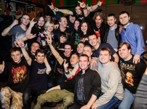 Aftershowparty in Poltava 2012