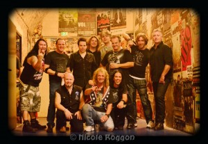 2012 Bonfire and Tyketto in Bochum