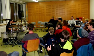 Workshop in Ansbach 2012