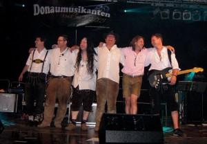 Donaumusikanten 2012