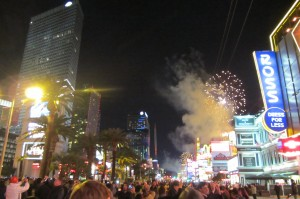 new years eve 2012 in las vegas
