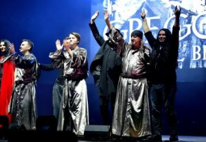GREGORIAN - EPIC CHANTS TOUR - Prag 2013